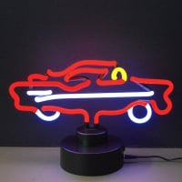 57 Car Desktop Neon Skilt
