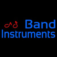 Blue Band Instruments 1 Neon Skilt
