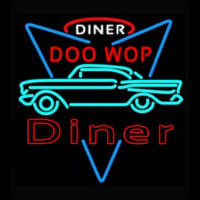 CAR DINER DRIVE THROUGH Neon Skilt