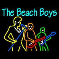 Custom The Beach Boy Music Group Neon Skilt