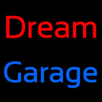Dream Garage Neon Skilt