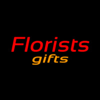 Florists Gifts Neon Skilt