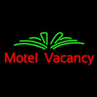 Funky Motel Vacancy Neon Skilt