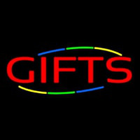 Gifts Multicolored Deco Style Neon Skilt