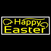 Happy Easter 5 Neon Skilt