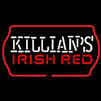 Killians Irish Red Te t Beer Sign Neon Skilt