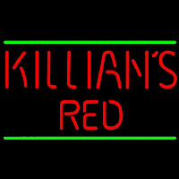 Killians Red 2 Beer Sign Neon Skilt