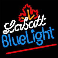 Labatt Blue Light Beer Sign Neon Skilt
