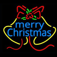 Merry Christmas Decoration Neon Skilt