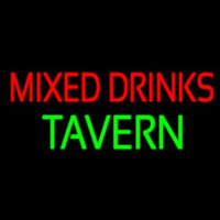 Mi ed Drinks Tavern 1 Neon Skilt