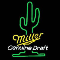 Miller Genuine Draft Øl Bar Åben Neon Skilt