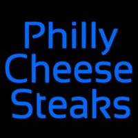Philly Cheese Steaks Neon Skilt