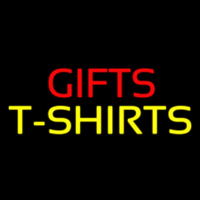 Red Gifts Yellow Tshirts Neon Skilt