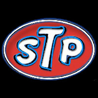 STP Oil Treatment Richard Petty 43 Neon Skilt