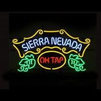 Sierra Nevada On Tap Neon Skilt