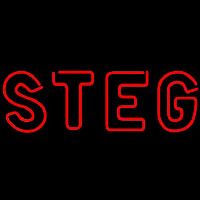 Steg Beer Sign Neon Skilt