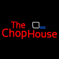 The Chophouse Neon Skilt