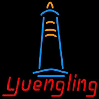 Yuengling Lighthouse Neon Skilt